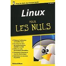 Linux Pour les Nuls, édition poche, 9ème édition (French Edition)