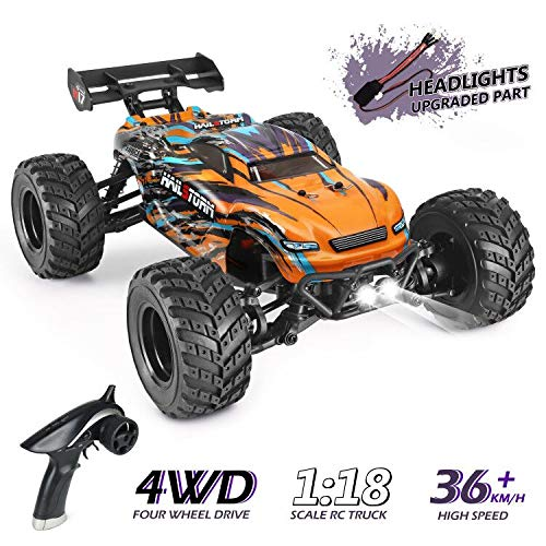 HAIBOXING RC Cars 1:18 Scale 4WD Off-Road Buggy 36+KM/H High Speed 18858