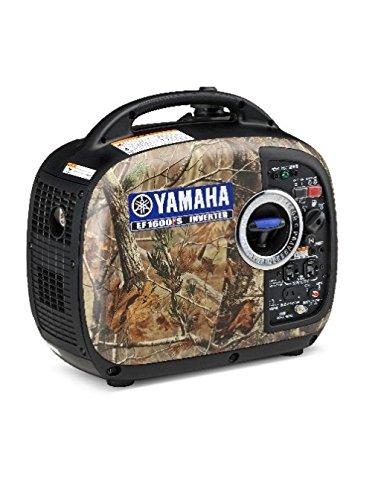 ヤマハ インバータ発電機 1.6kVA 防音型 カモフラージュバージョン EF1600iSC