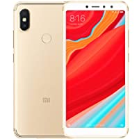 Celular Xiaomi Redmi S2 Oficial Global Edition Tela 5.99 Polegadas Dual-Camera 12/5MP + frontal 16MP (Dourado 4/64GB)