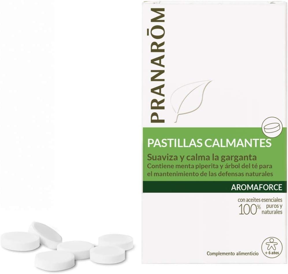 PASTILLAS CALMANTES (SUAVIZA Y CALMA LA GARGANTA): Amazon.es: Salud y cuidado personal