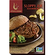 Little's Cuisine Sloppy Joe Seasoning Mix