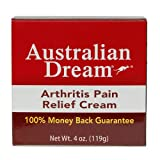 Australian Dream Arthritis Pain Relief Cream, 4 Ou...