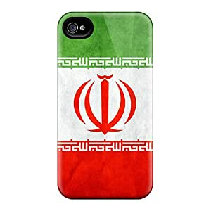 Defender Cases For Iphone 6, Iran Flag Pattern