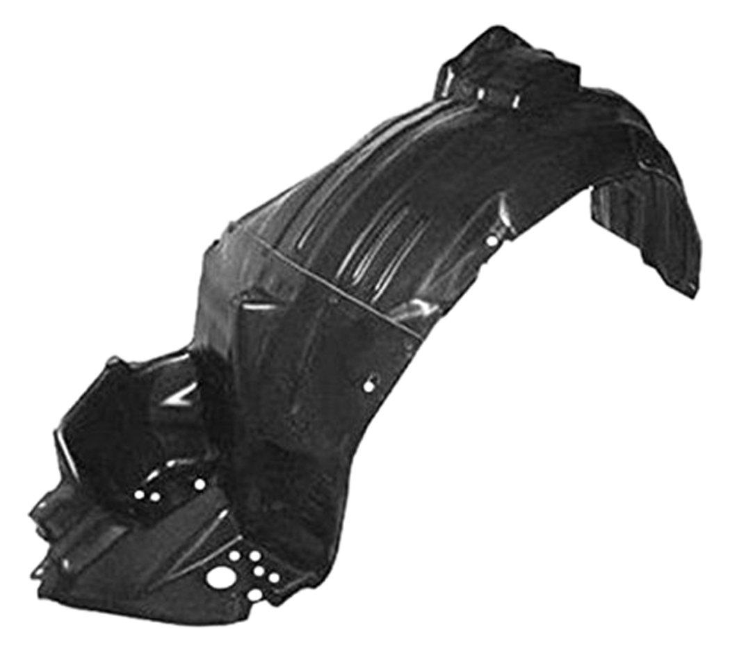 OE Replacement Lexus IS300 Front Driver Side Fender Splash Shield Partslink Number LX1250108