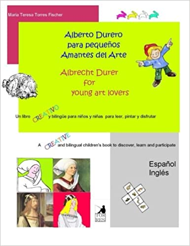 Albrecht Durer for young art lovers, bilingual book English ...