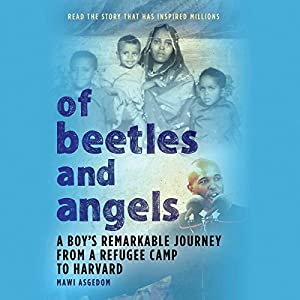 Of Beetles and Angels Audiobook