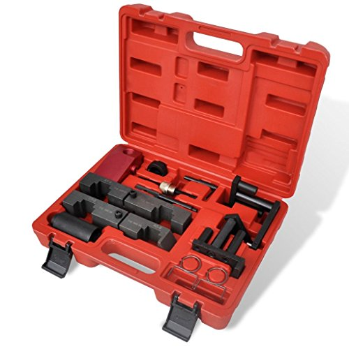 Camshaft Vanos Engine Timing Locking Tool Set for BMW M60/M62 Locking Tool Supplied in a red plastic storage case: 15