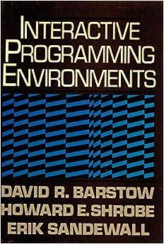 Interactive Programming Environments