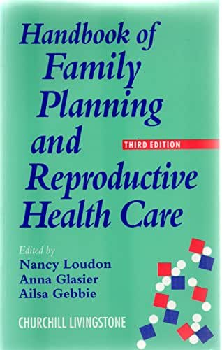 Handbook of family planning and reproductive health care