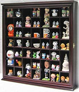 Amazon.com: Collectible Figurine Display Case Wall Curio Cabinet ...