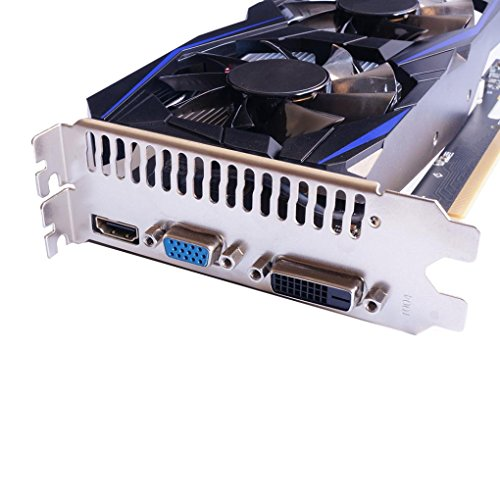 Cywulin GTX750 1GB GDDR5 128bit VGA DVI HDMI Gaming Graphics Cards for Desktop, PC, Computer by Colorful Products (Image #3)