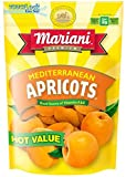 Mariani Mediterranean Apricots 16oz Pack of 10