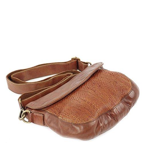 Taschendieb Wien Tasche - Sheep - S Shoulderbag - Cognac