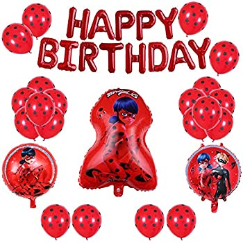 Amazon.com: Ladybug Happy Birthday 18