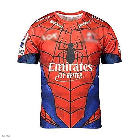 CHERSH Traje de Rugby, Gallo de Australia, Camiseta de fútbol ...