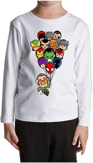 CWHao Moda Tendencia Personalidad Impresión Creativa Camiseta de ...
