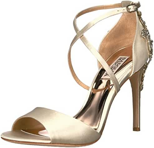 Badgley Mischka Women's Karmen Heeled Sandal