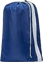 HOMEST XL Nylon Laundry Bag with Strap, Machine Washable Large Dirty