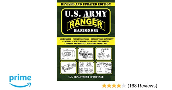 Us Army Ranger Field Manual