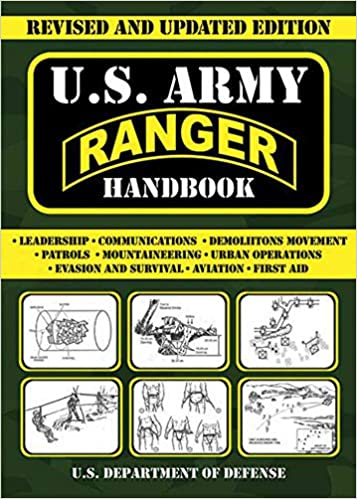 Amazon com: U S  Army Ranger Handbook: Revised and Updated
