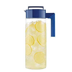 Takeya Airtight Pitcher (Blueberry, 2 Quart)