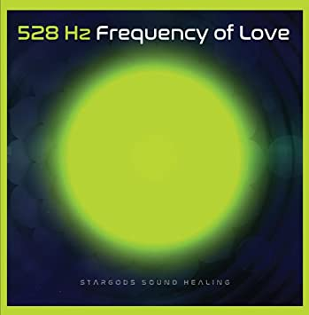 stargods Sound Healing - 528Hz Frequency of Love (Meditation