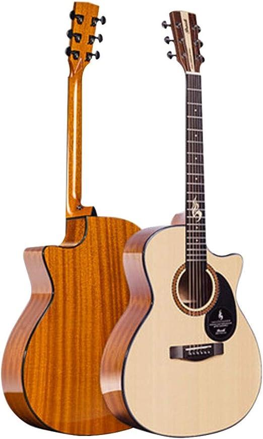 Instrumentos musicales Guitarra Single Board Guitar Blues-S25N-ACG ...