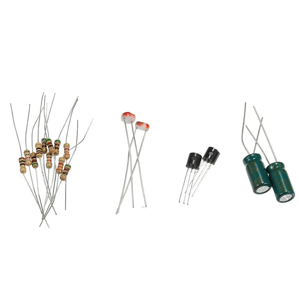 Computer Cables for D2-1 DIY Kit Intelligent Tracking Line Smart Car Kit Electronic DIY Kit Electronic Parts DIY Electronic Component Connector Cable Length: Other