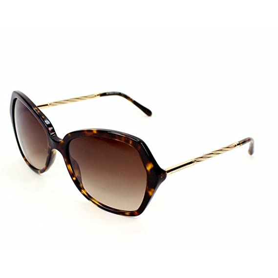 dcf0d681fef Burberry Butterfly Sunglasses (Tortoise) (Be4193 300213-300213)  Amazon.in   Clothing   Accessories