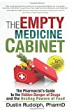 By Dustin Rudolph The Empty Medicine Cabinet: The Pharmacist's Guide to the Hidden Danger of Drugs and the Healing Pow [Paperback]