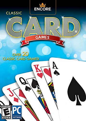 Encore Classic Card Games - [PC Download]