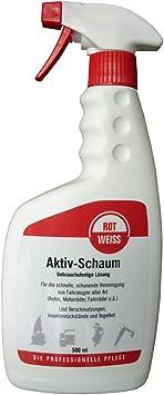 Rotweiss 9115 Sprühflasche Aktiv Schaum Auto