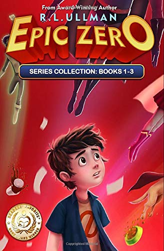 Epic Zero Books 1 3 Collection product image