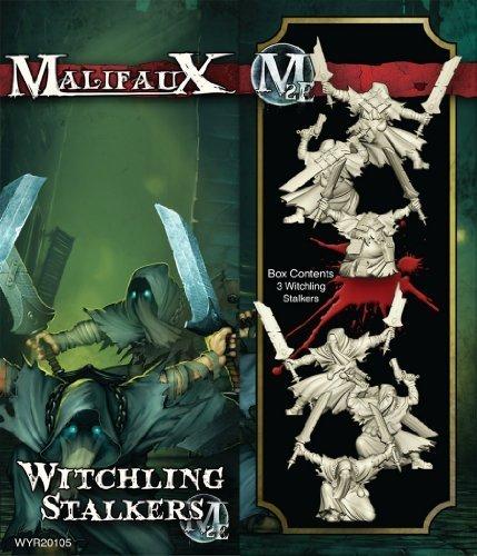 Hay más marcas de productos de alta calidad. Malifaux Malifaux Malifaux  Witchling Stalker by Wyrd Miniatures  protección post-venta