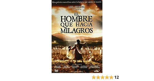 El Hombre Que Hacia Milagros Dvd Amazon Es Mel Gibson Películas Y Tv