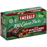 Emerald 100 Calorie Pack Walnuts & Almonds with Dried Cherries