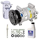 New Genuine OEM AC Compressor & Clutch + A/C Repair Kit For Chevy GMC Olds - BuyAutoParts 60-83117RN New