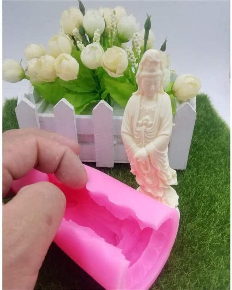 5 inch Male Torso Silicone Mould food safe for cake toppers chocolate etc fondant resin
