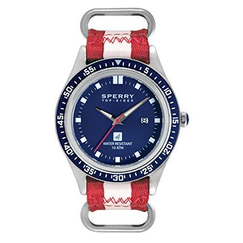 Sperry Quartz Analog Blue Dial Men's Watch 103566