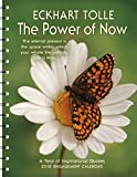 The Power of Now 2018 Engagement Datebook Calendar