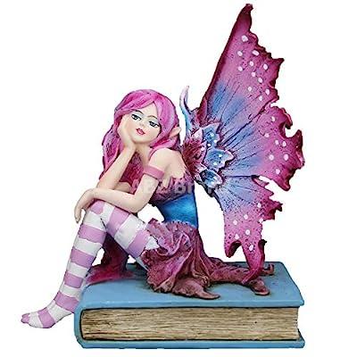 2018 Amy Brown Fairies Dragon Collectible Figurine