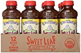 Sweet Leaf Organic Half and Half Lemonade Tea - 16 oz bottles -12 pack