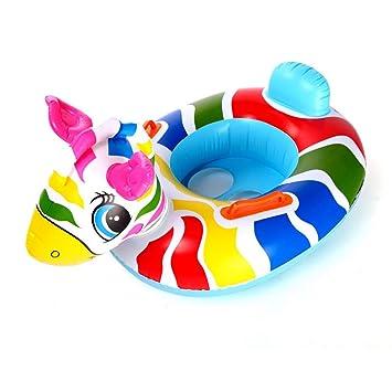 Sucastle Hinchable Animal, Flotador Colchoneta Hinchable de ...