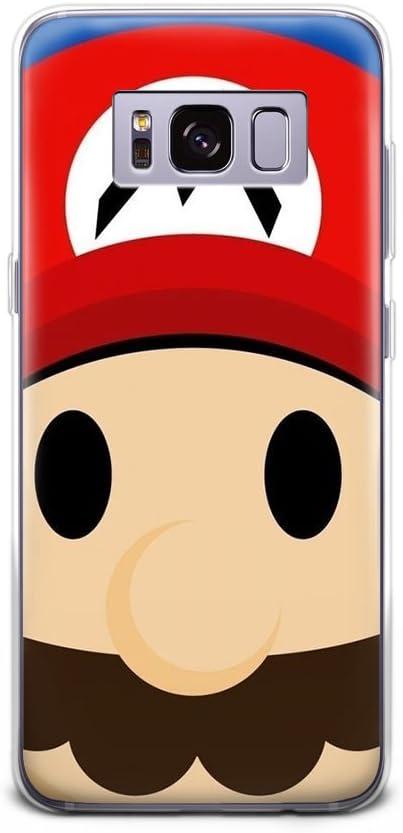 Gspstore Galaxy S6 Edge Plus Case Super Mario Brossuper Mario Soft Transparent Tpu Protector Cover For Samsung Galaxy S6 Edge Plus