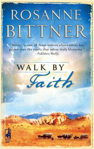 book cover of Walk by Faith