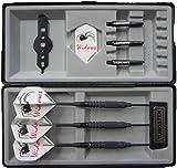 Laser Darts Black Widow Steel Tip Darts