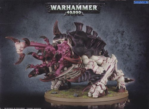 Warhammer 40,000 Tyranid Haruspex / Exocrine by Games Workshop