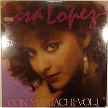 Lisa Lopez Con Mariachi Vol 1