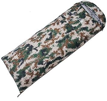IOL abajo sacos de dormir/camuflaje al aire libre sobre sacos de dormir/extensión/doble saco de dormir de plumón de pato sacos de dormir, JUNGLECAMOUFLAGE: ...